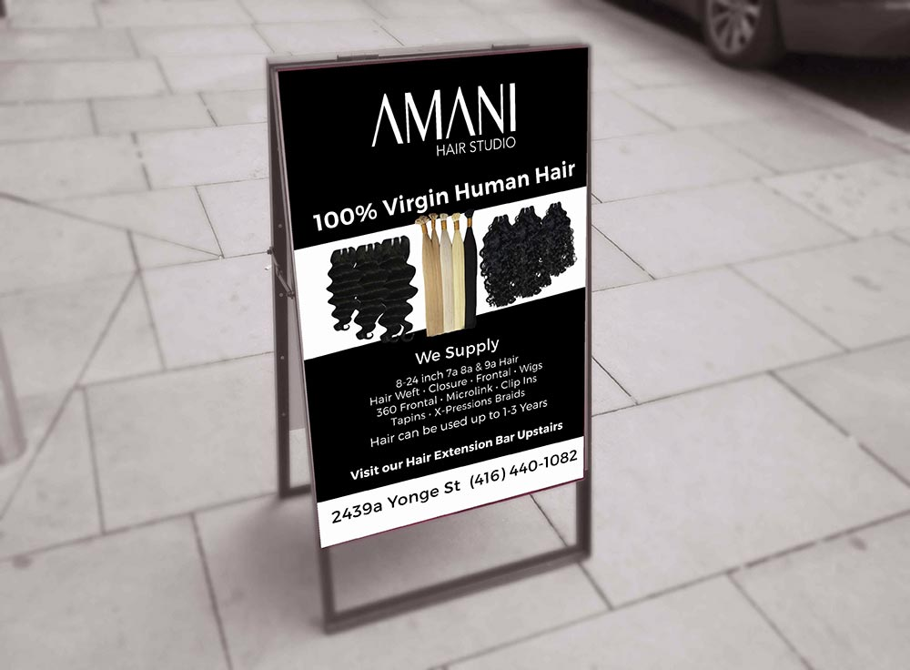 A-Frames | Rush Flyer Printing